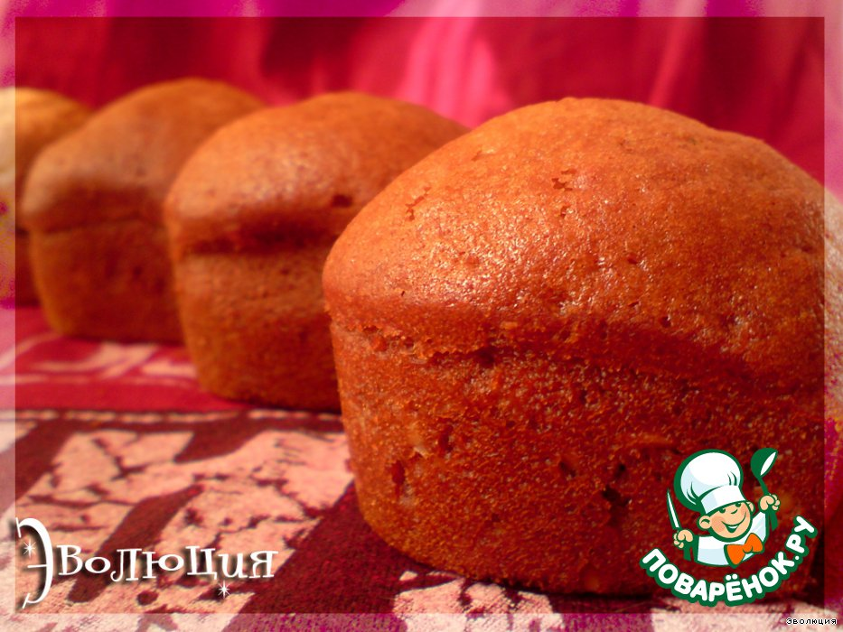Медовый кекс рецепт с фото пошагово